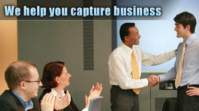 We help you capture business.